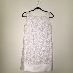 Dresses & Skirts - Beautifully Detailed White Dress